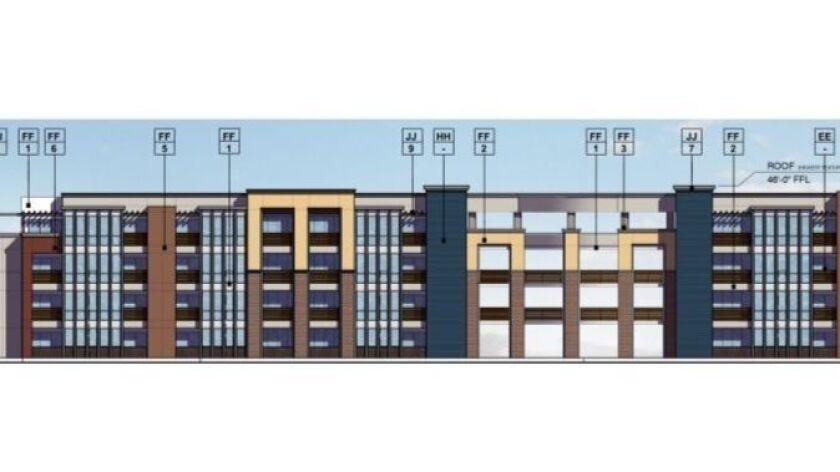 Ellis Avenue Development