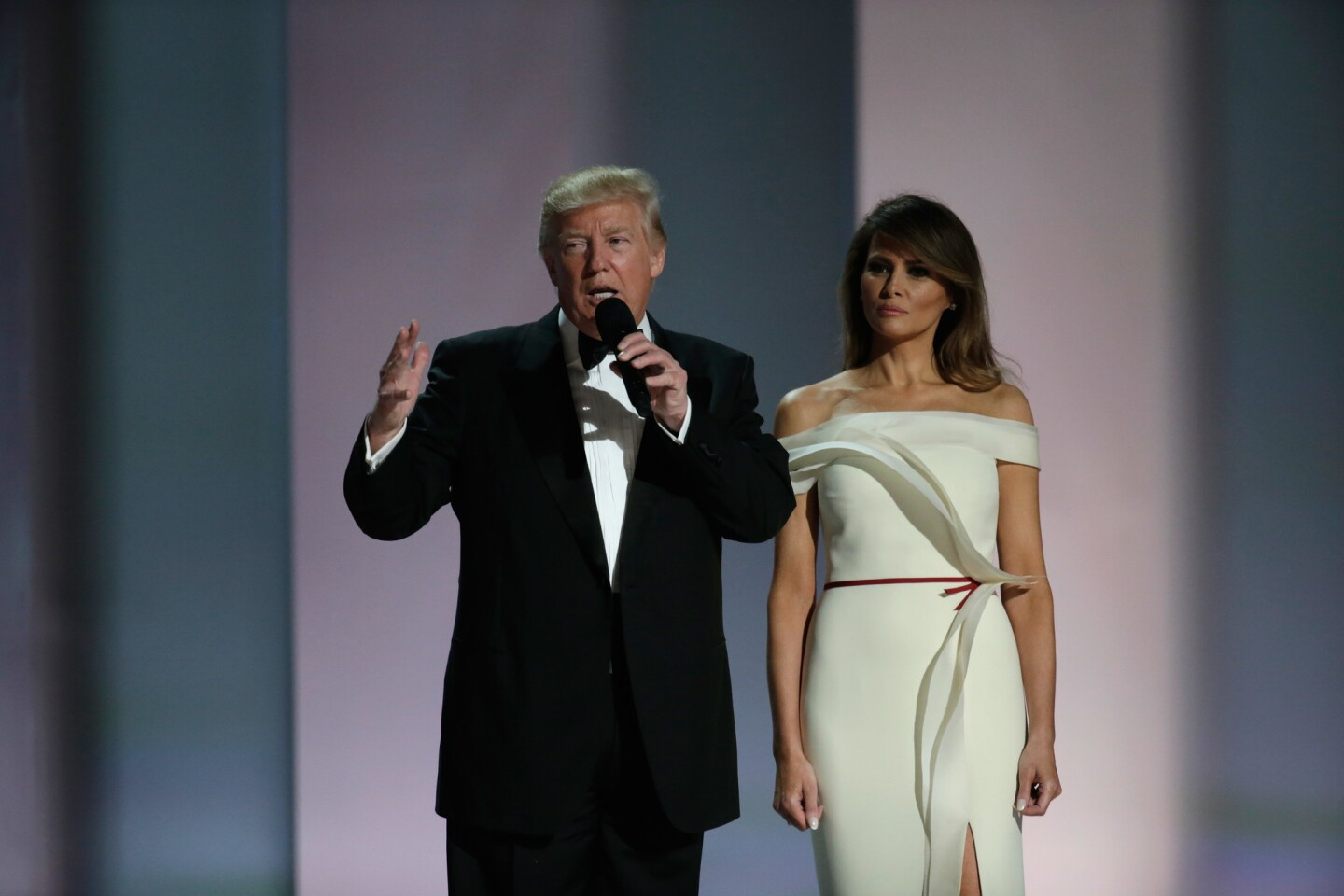 Inaugural Ball Performers Los Angeles Times