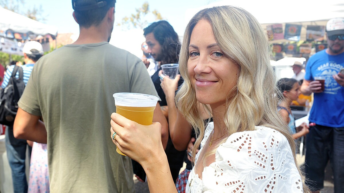 Encinitas came out in force (and lederhosen) to raise a stein at the 23rd annual Encinitas Oktoberfest on Sunday, Sept. 30, 2018.