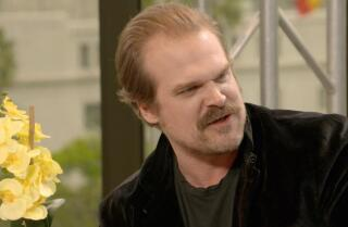 'Stranger Things'' David Harbour makes a connection to 'Gilligan's Island'