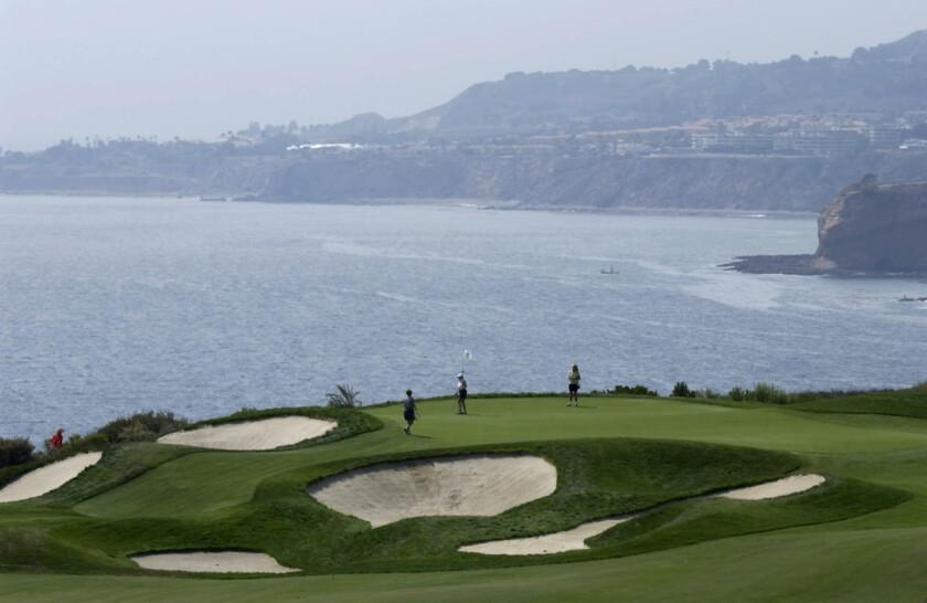 Donald Trump's Rancho Palos Verdes golf course