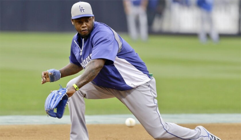 Dodgers' Hanley Ramirez: I'll be back 'way sooner' than mid-May