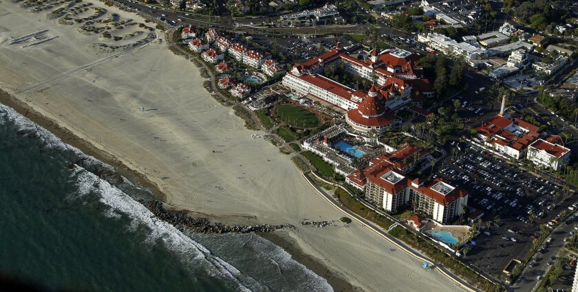Coronado Island was ranked as one of the healthiest communities in California by CalEnviroscreen.