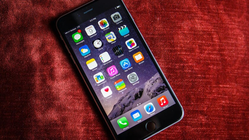 The iPhone 6 Plus has proved popular since going on sale in September, helping Apple achieve record quarterly sales of the iPhone.