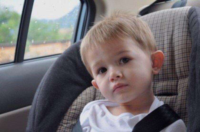 San Diego Children's Injury Lawyer discusses Child Safety Seats