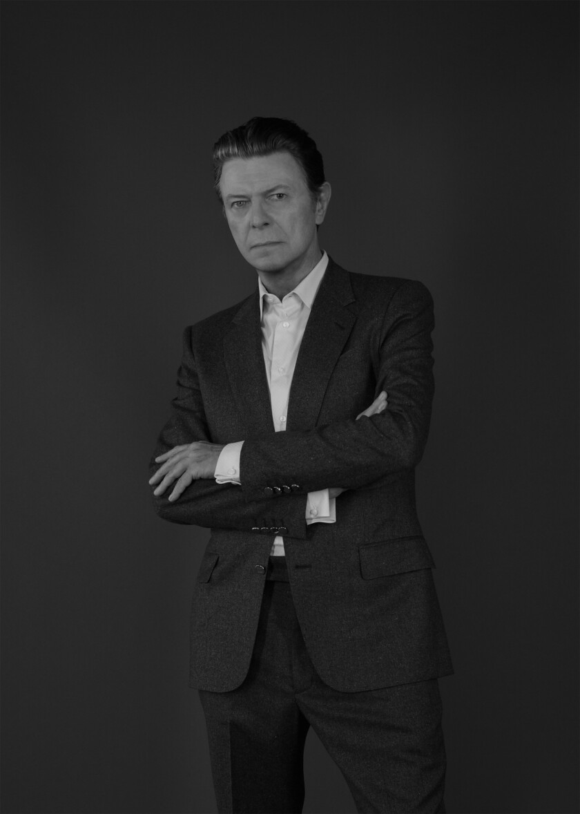"""David Bowie's final album, """"Blackstar,"""" is likely to debut on the Billboard 200 chart at No. 1."""
