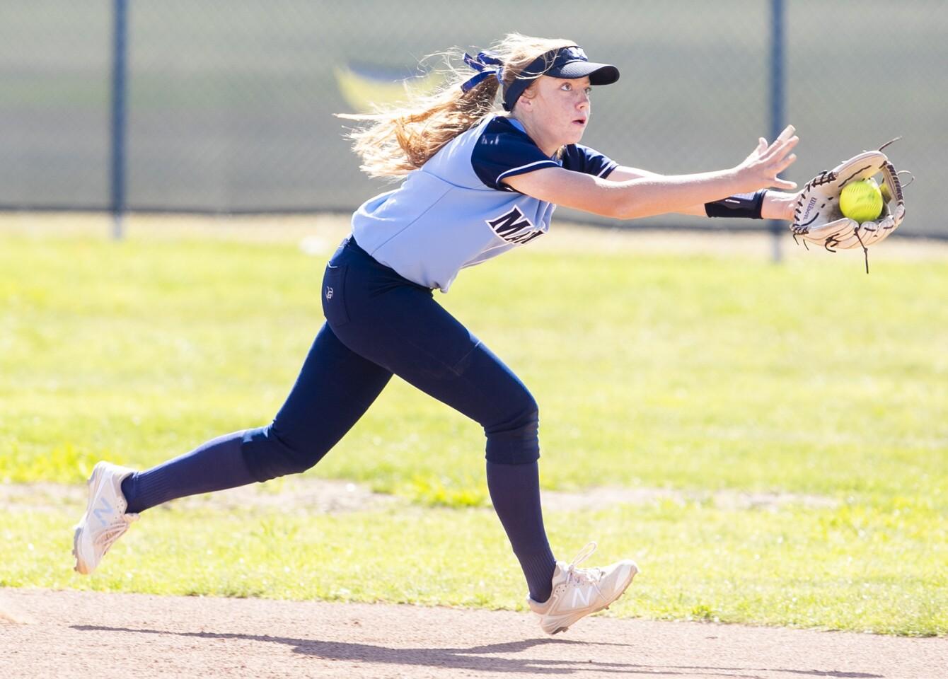 Photo gallery: Fountain Valley vs. Marina in softball