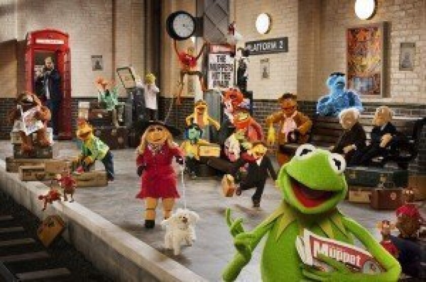 Muppets Most Wanted – ©2014 Disney