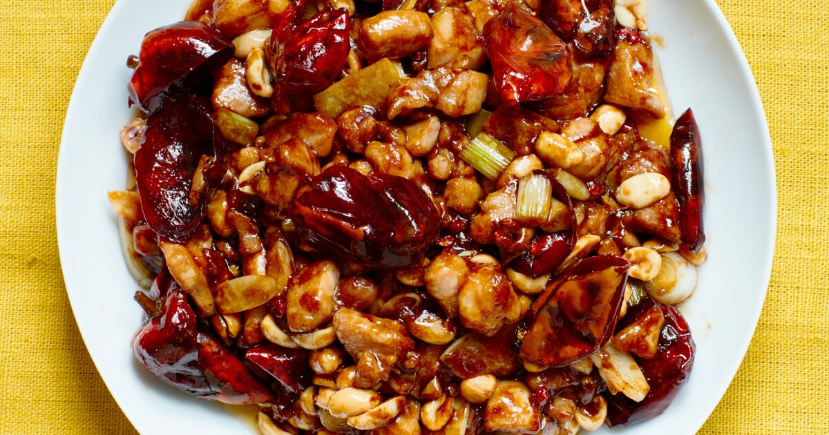 Craving kung pao chicken? Here's a foolproof recipe for the classic