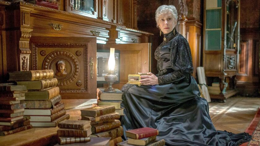 ****HOLIDAY SNEAKS EXCLUSIVE 2018***DO NOT USE PRIOR TO SUNDAY, JANUARY 14, 2018********Helen Mirren