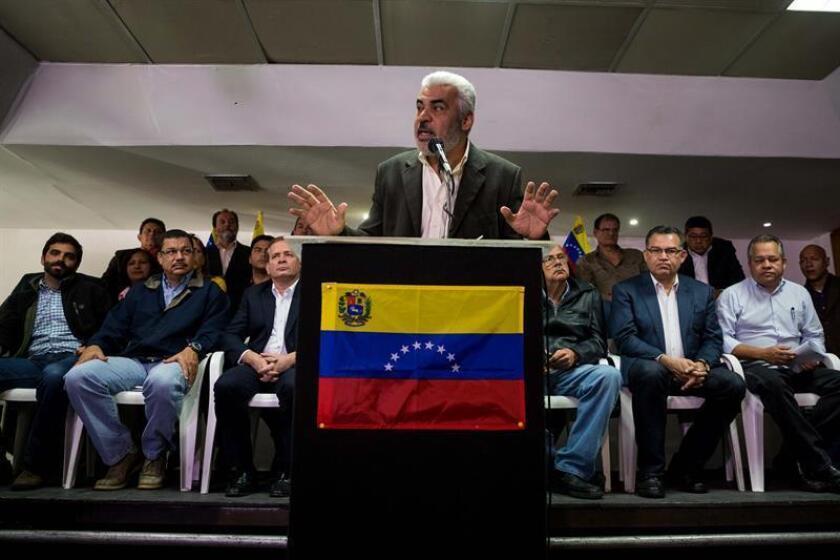 Naciones Unidas confirmó hoy que ha recibido la petición de Venezuela para observar las elecciones presidenciales del 22 de abril y que la está examinando. EFE/Archivo