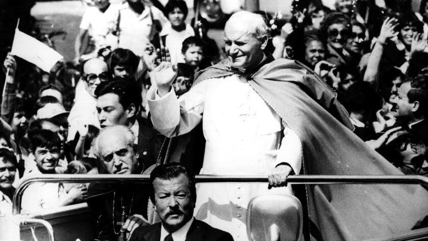 (FILE PHOTO) Pope John Paul II Given His Last Rights