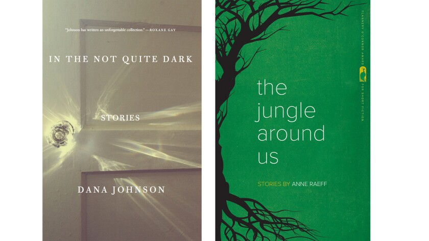 """""""In the Not Quite Dark"""" and """"The Jungle Around Us"""""""