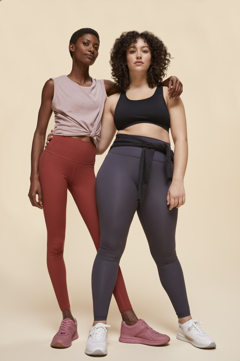 Everlane steps into the sustainable leggings arena