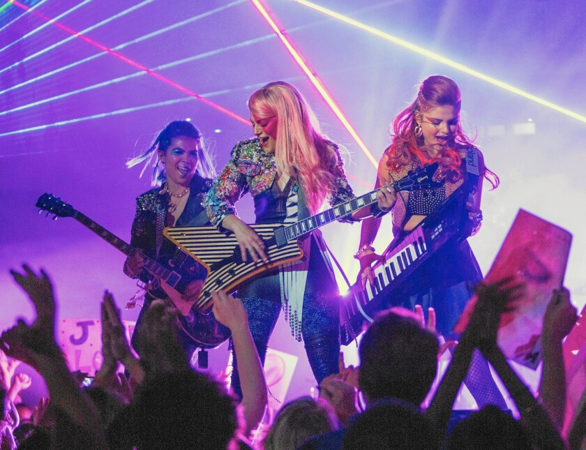'Jem and the Holograms'