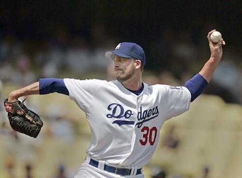 Dodgers Mark Hendrickson