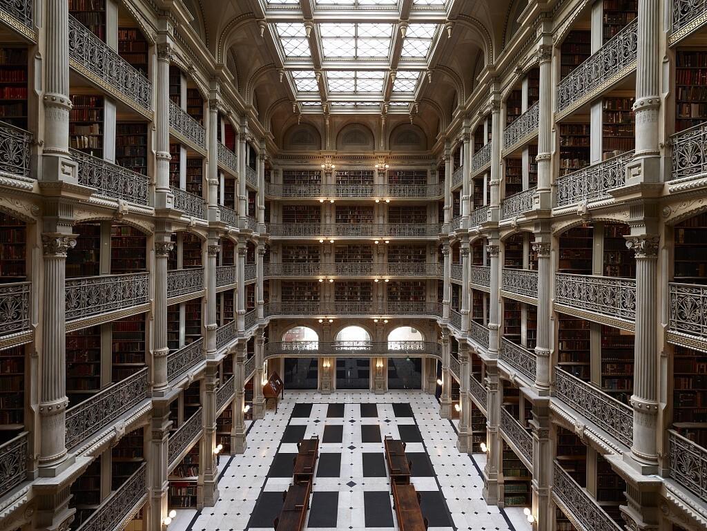 Peabody Library