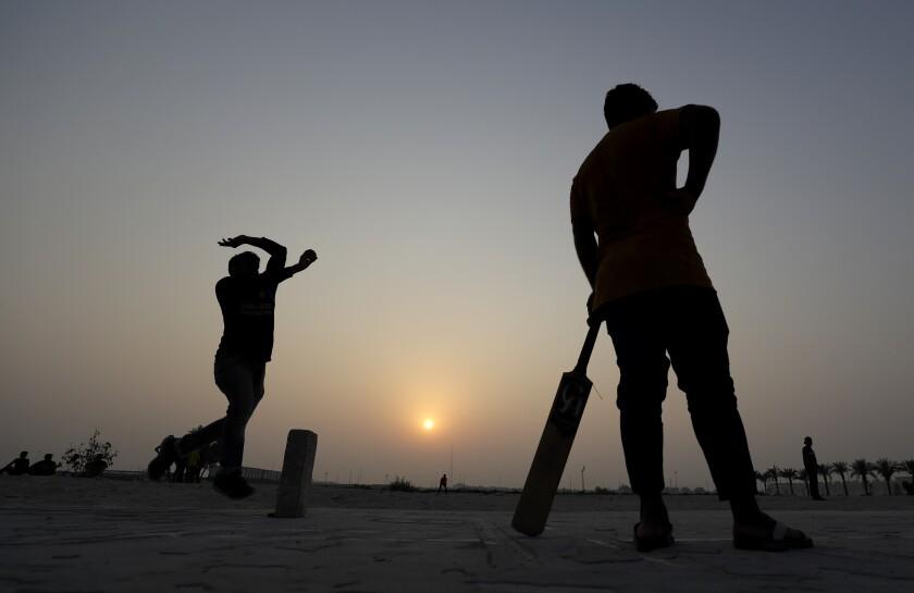 Qatar Migrants' Game