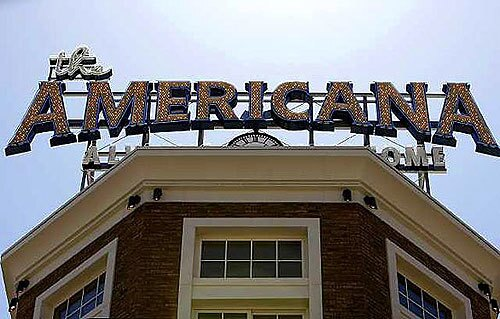 Americana at Brand in Glendale