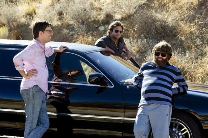 """""""The Hangover III"""" has been universally panned by critics."""