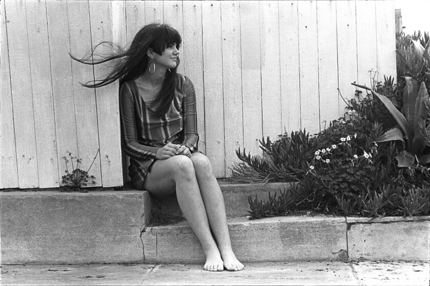 "Linda Ronstadt in a scene from ""Linda Ronstadt: The Sound of My Voice."""