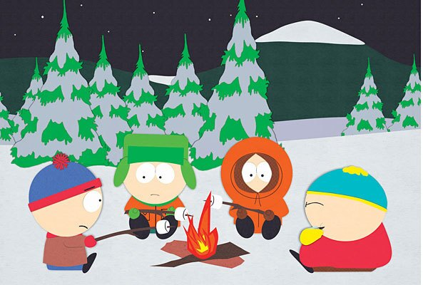 South Park Christmas.South Park 15 Shocking Moments Los Angeles Times