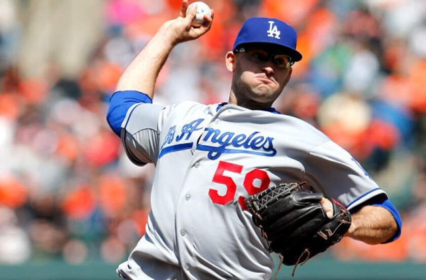 A true story: Dodgers put Stephen Fife on DL, call up Matt Magill