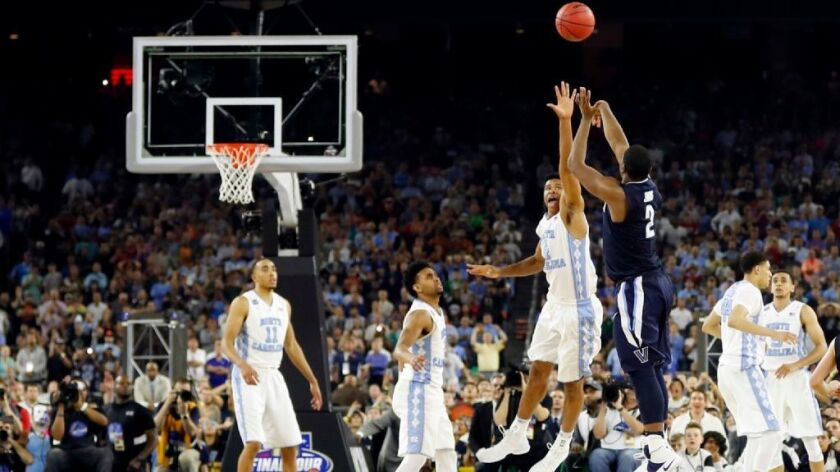 March Madness: the tournament bracket filled out by a columnist on a hot streak