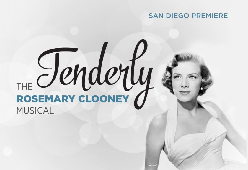 """Tenderly"" runs Thursday, Aug. 15 through Sunday, Aug. 25. at the North Coast Repertory Theatre."