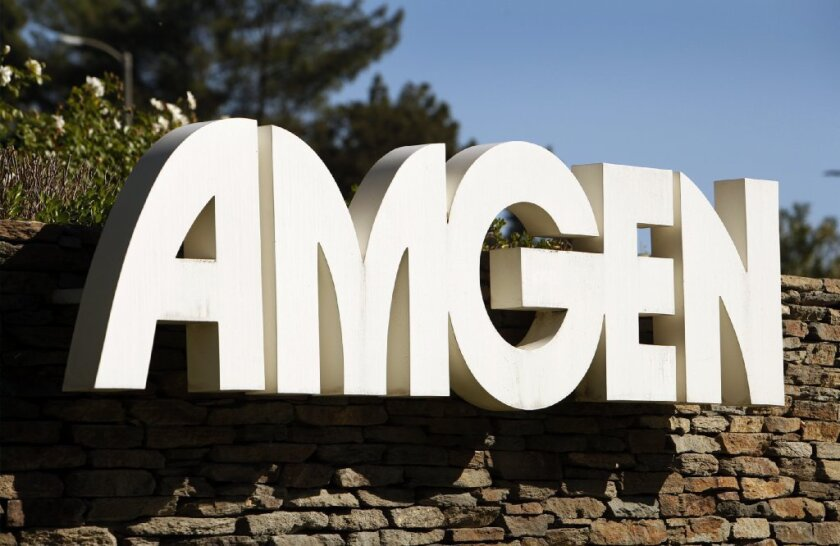 Amgen earnings