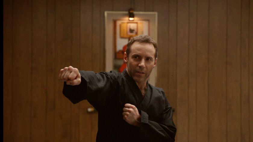 "Alessandro Nivola stars as ""Sensei"" in writer/director Riley Stearn's THE ART OF SELF-DEFENSE, a B"