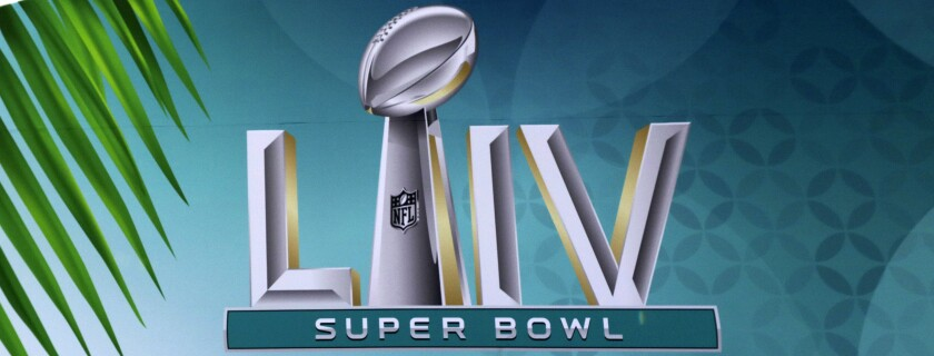 The San Francisco 49ers will play the Kansas City Chiefs in Super Bowl LIV at Hard Rock Stadium in Miami Gardens, Fla., on Sunday.