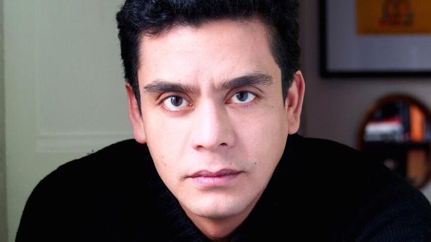 Film director Jayro Bustamante