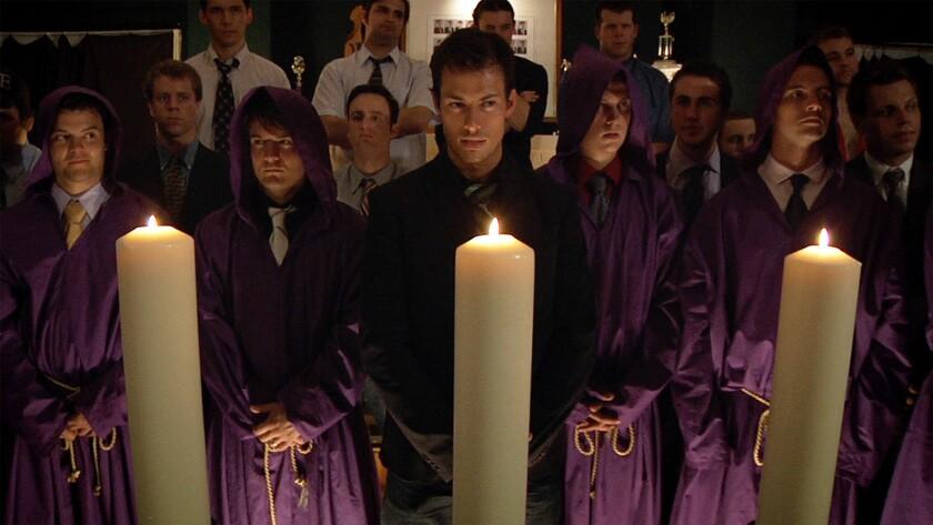 "Jeremy O'Shea in ""Haze"" movie. CREDIT: GRAVITAS VENTURES"