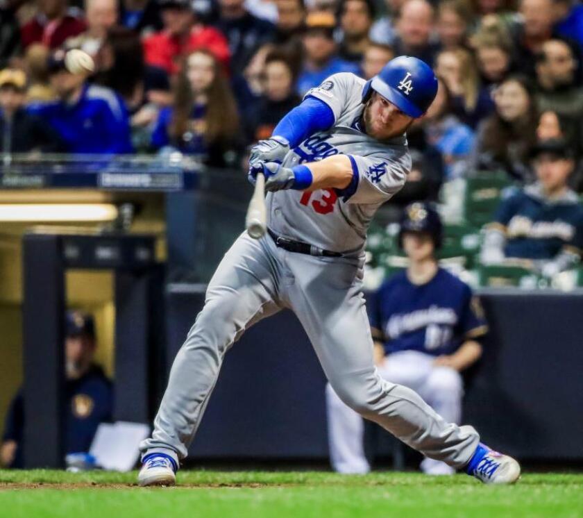 11-10. Muncy batea jonrón en victoria de los Dodgers