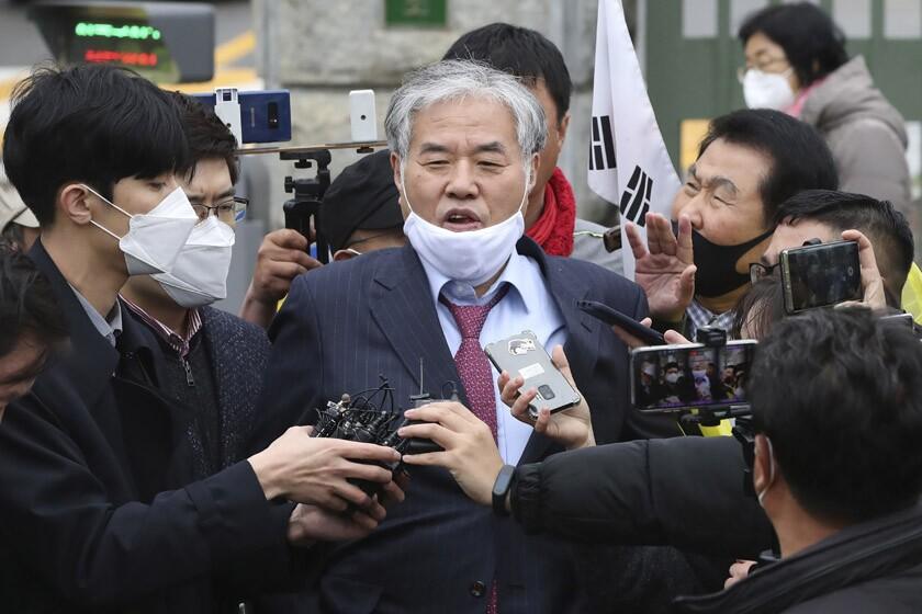 The Rev. Jun Kwang-hun