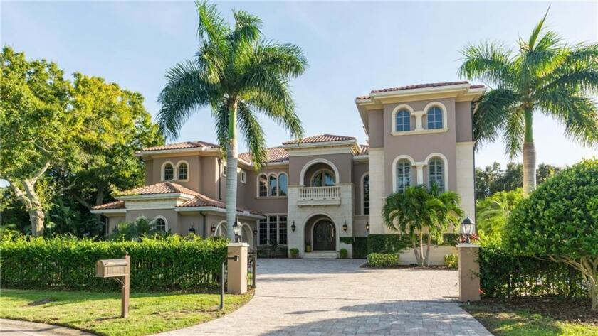 Jimmy Rollins' Florida home