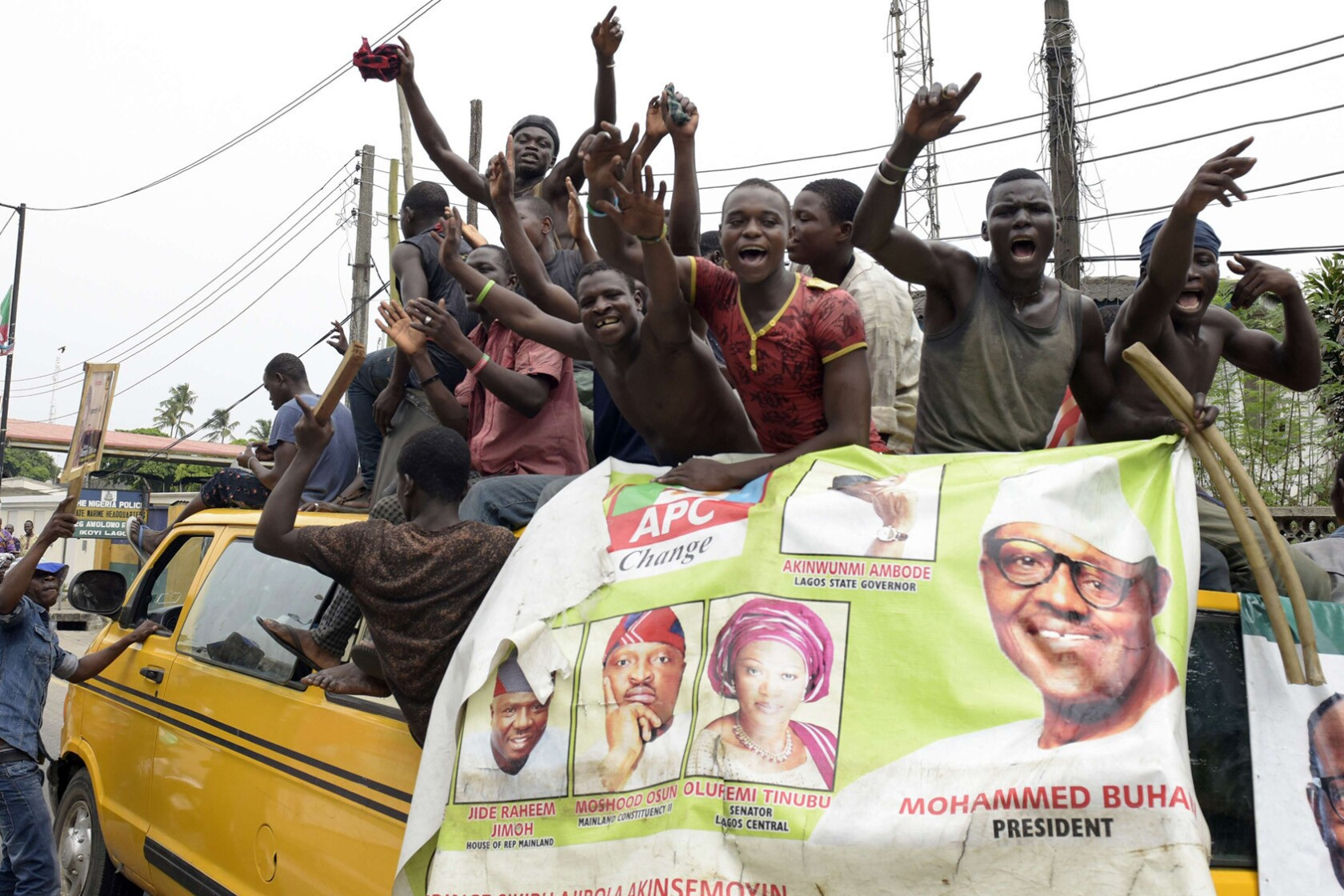 Op-Ed: 5 hope-and-change take-aways from Nigeria's election