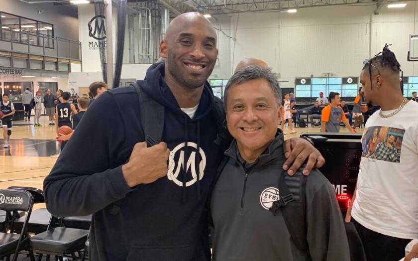 Kobe Bryant, Joe de Vera, Mamba Sports Academy