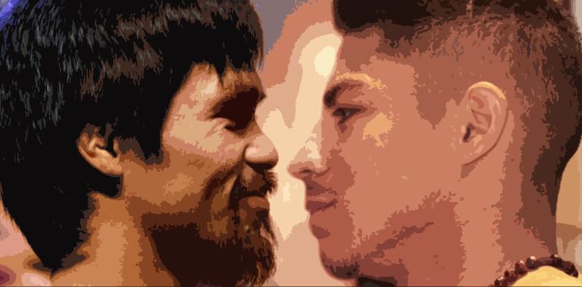 Pacquiao vs Vargas... en camino.