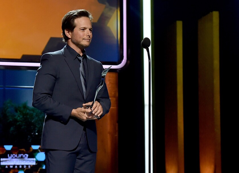 Actor Scott Wolf has sold his longtime home in Park City, Utah, for $2.85 million.