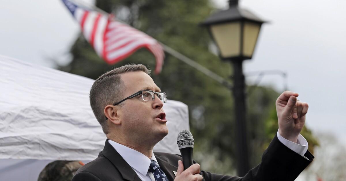 Washington state Rep. Matt Shea engaged in 'domestic terrorism,' report says