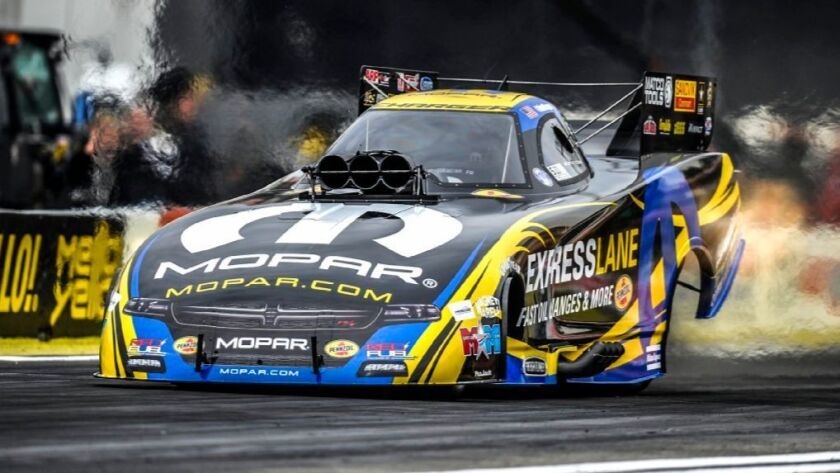 NHRA: Alexis DeJoria happy to feel normal and racing again after dealing with concussion
