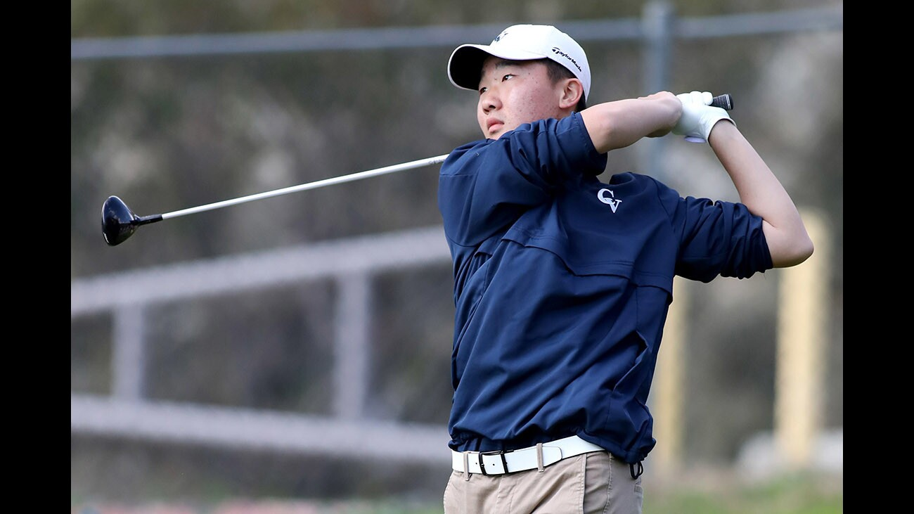 Photo Gallery: Local golfers in Pacific League competition