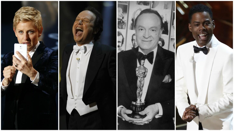 Academy Awards hosts