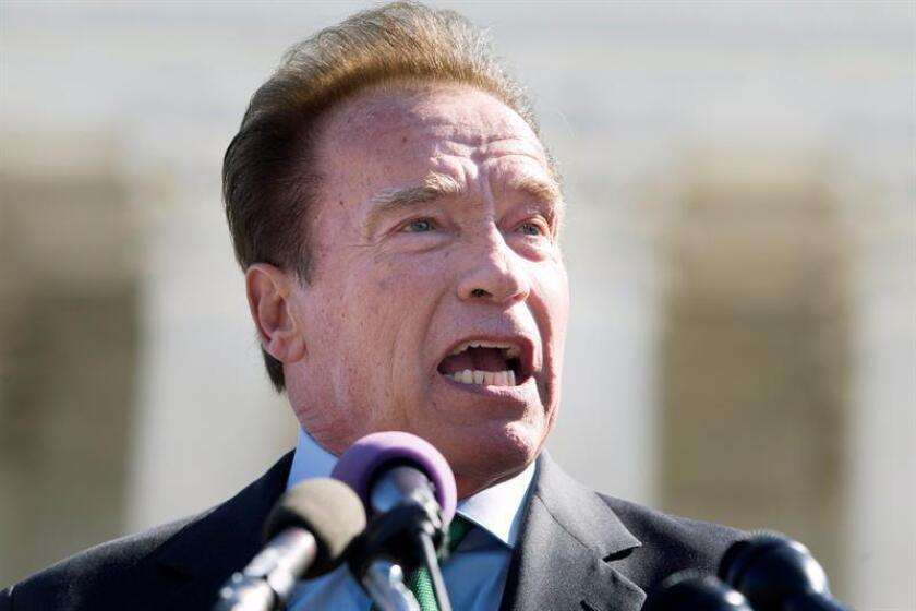 De cara a las elecciones legislativas de noviembre, el actor y exgobernador de California Arnold Schwarzenegger instó hoy a respetar a las personas sin establecer diferencias, en un foro de la Universidad del Sur de California (USC) realizado en el Instituto que lleva su apellido. EFE/ARCHIVO