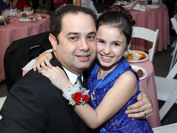 Jason and Sophia Kart