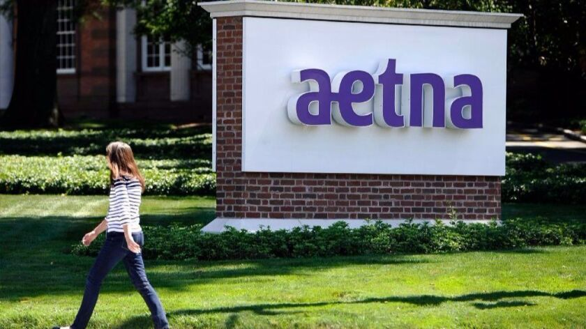 """CVS Health Corp. has been in talks for the past six months to buy Hartford-based Aetna Inc., according to the Wall Street Journal. CEOs of both companies """"have met multiple times,"""" the newspaper reported."""