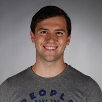 Los Angeles Times 2021 intern Christopher Parker
