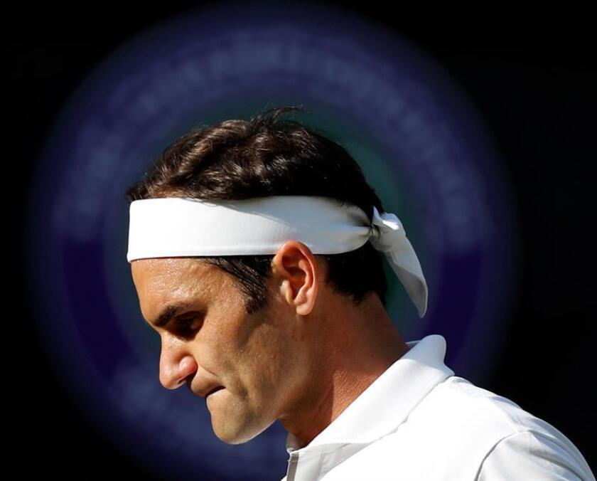 """Federer, ante la final: """"el trabajo hay que tenerlo hecho de antes"""""""